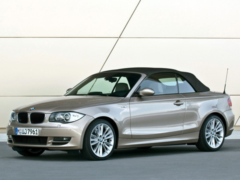 BMW 1 Series Convertible
