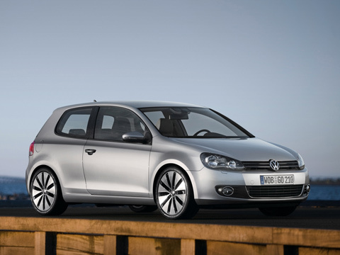 Volkswagen Golf 3-door
