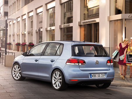 Volkswagen Golf 5-door