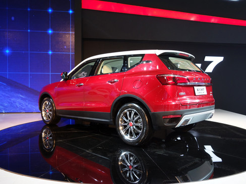 Great Wall Haval (Hover) H7
