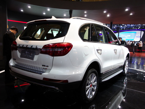Great Wall Haval (Hover) H8