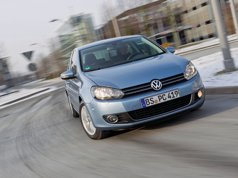 Volkswagen Golf BlueMotion Twindrive