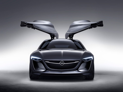 Opel Monza Coupe Concept 2013