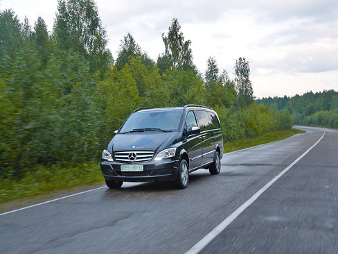 Mercedes-Benz Viano 4MATIC 2013