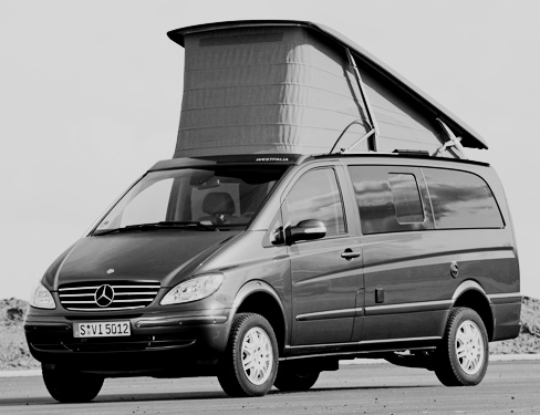 Mercedes-Benz Viano (2004 г. в.)