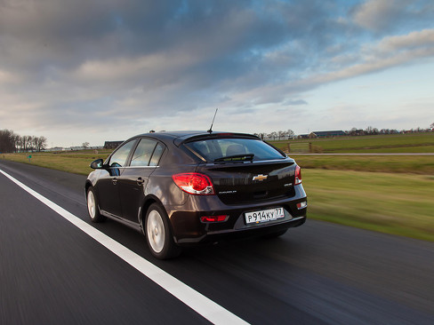 Chevrolet Cruze 1.4 Turbo 2014