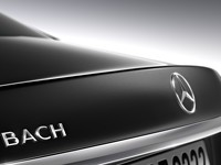 Mercedes-Maybach S600 2015