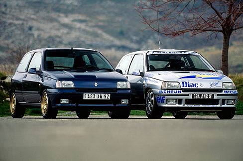 Renault Clio Williams 16V