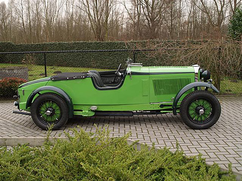 Talbot 105 Sports-Tourer, 1934г.