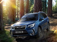 Subaru Forester 2016 (UK-spec)
