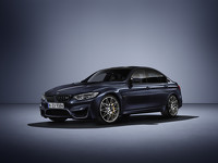 BMW M3 «30 Years M3» 2016