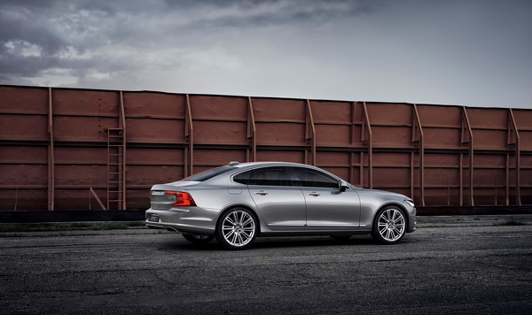 Volvo S90/V90 с пакетом Polestar Performance Optimisation
