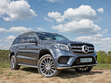 Тест-драйв Mercedes-Benz GLS 2016