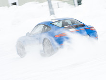 Porsche Winter Performance
