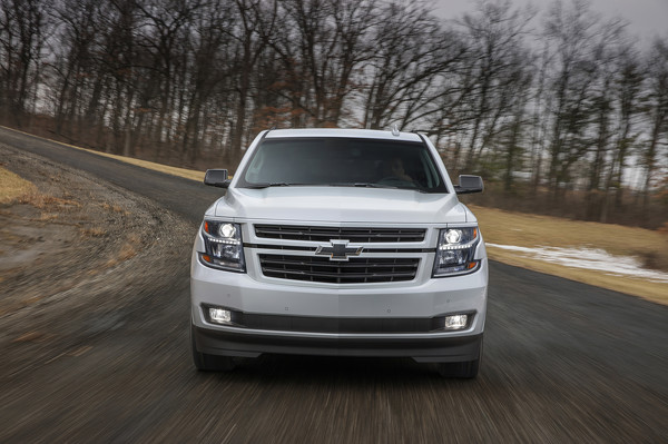 Chevrolet Tahoe RST 2018