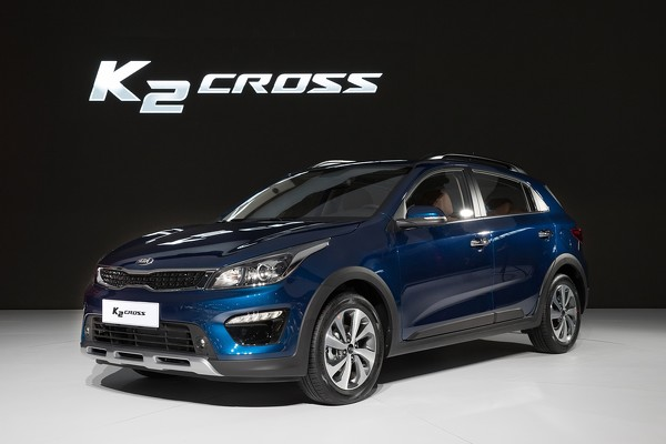 Kia K2 Cross