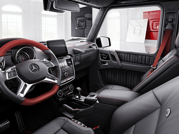 Mercedes-Benz G-Class designo manufaktur Edition / Exclusive Edition