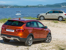 LADA Vesta SW и Vesta SW Cross 2017