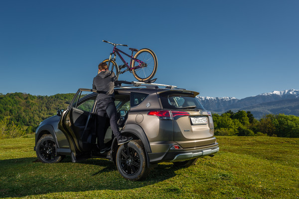 Toyota RAV4 Adventure 2017