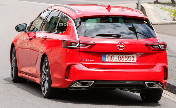 Opel Insignia Sports Tourer GSi 2018