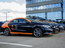Mercedes-Benz CLA для BelkaCar
