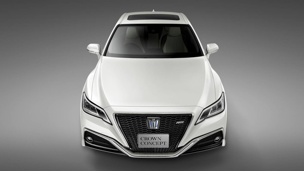 Toyota Crown Concept 2017