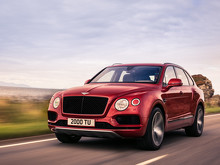 Bentley Continental GT, Bentayga V8, Flying Spur Mulliner