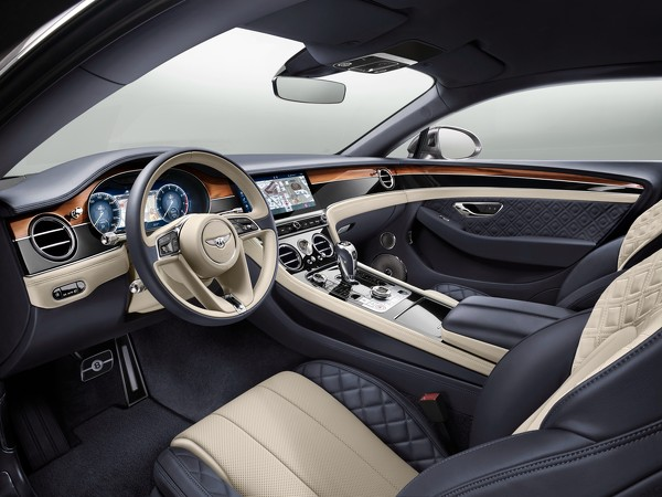 Bentley Continental GT, Bentayga V8