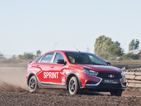 LADA Vesta Rally Sprint