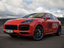 Porsche Sportscar Together Day 2019 - Cayenne Coupe, 992
