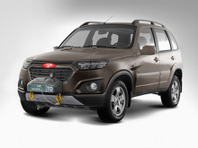Chevrolet Niva New Generation
