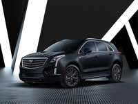 Cadillac XT5 Black Ice