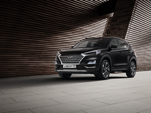 Hyundai Creta Black&Brown и Hyundai Tucson Black&Brown