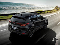 Kia Sportage Black Edition 2020