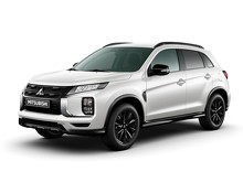 Mitsubishi ASX Black Edition 2021