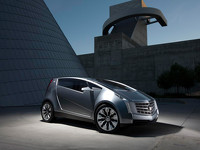 Концепт Cadillac Urban Luxury