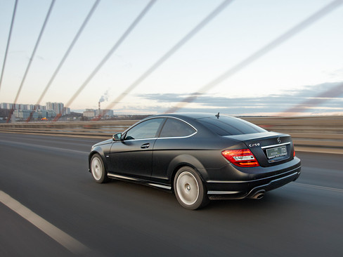 Mercedes C250 Coupe