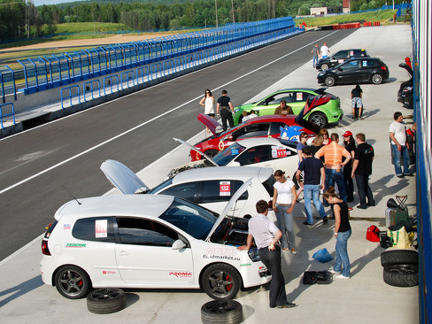 Russian Hot-Hatch Club Championship