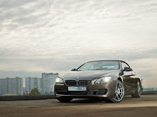 BMW 6 Series Convertible 2011
