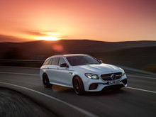 Mercedes-AMG E 63 4MATIC+ Estate / E 63 S 4MATIC+ Estate 2017