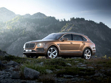Bentley Bentayga 2017