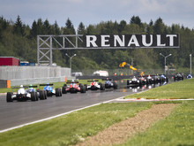 World Series by Renault на Moscow Raceway