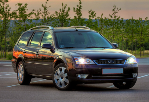 Ford Mondeo Mk2 (2000-2007)