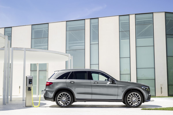 Mercedes-Benz GLC 2016