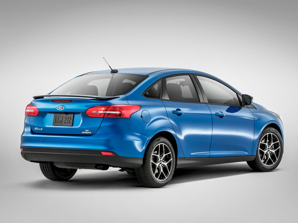 Ford Focus седан 2014